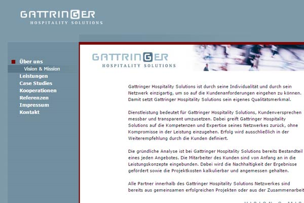 Gattringer Hospitality Solutions